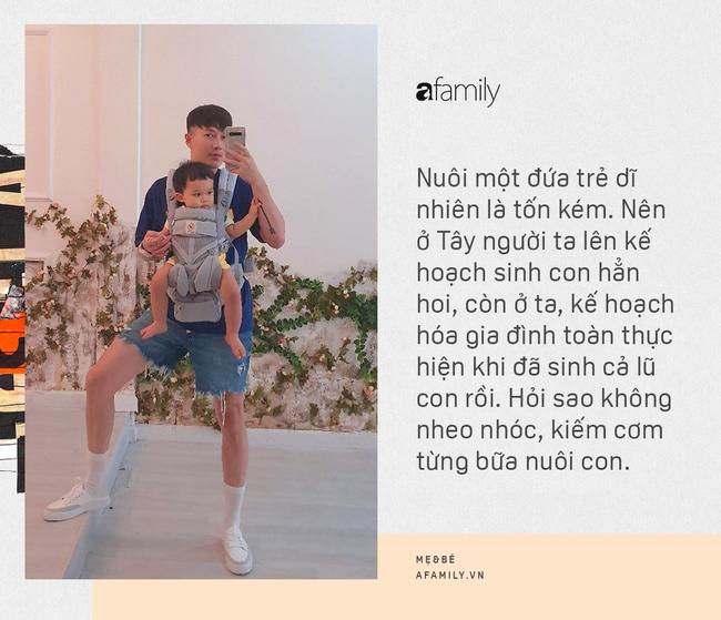 """Stylist Lê Minh Ngọc: """"Đừng lấy lý do kiếm tiền mua bỉm sữa cho con, cái con cần toàn thứ không tốn tiền"""" - Ảnh 2."""