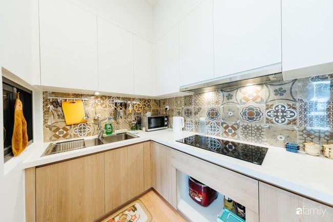 Căn hộ nhỏ thiết kế theo phong cách Nhật của cặp vợ chồng trẻ yêu thích cuộc sống an yên ở Hà Nội - Ảnh 10.