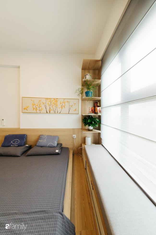 Căn hộ nhỏ thiết kế theo phong cách Nhật của cặp vợ chồng trẻ yêu thích cuộc sống an yên ở Hà Nội - Ảnh 14.