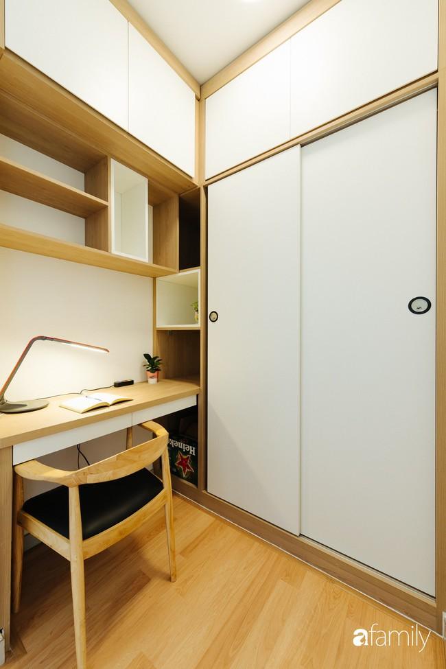 Căn hộ nhỏ thiết kế theo phong cách Nhật của cặp vợ chồng trẻ yêu thích cuộc sống an yên ở Hà Nội - Ảnh 13.