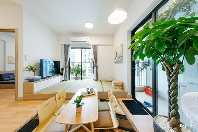 Căn hộ nhỏ thiết kế theo phong cách Nhật của cặp vợ chồng trẻ yêu thích cuộc sống an yên ở Hà Nội - Ảnh 6.