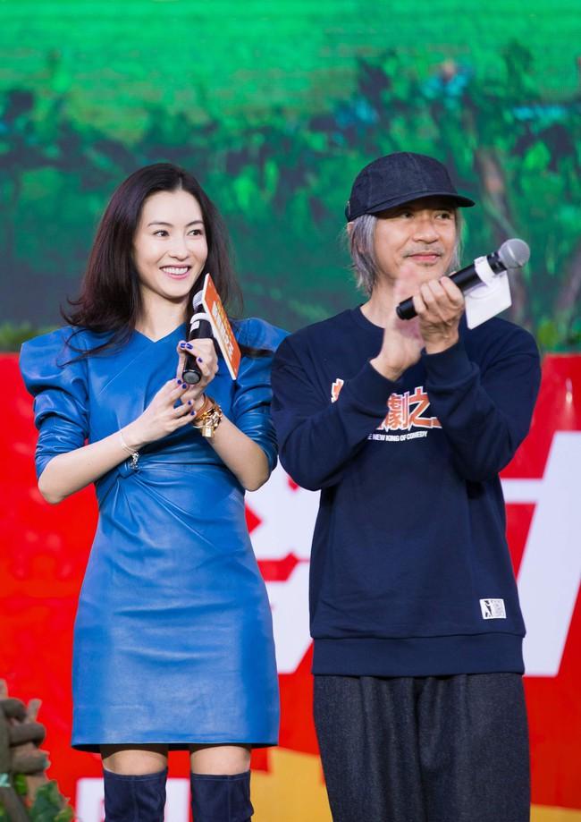 Rộ tin Châu Tinh Trì viết di chúc, để lại toàn bộ tài sản cho con trai Trương Bá Chi - Ảnh 3.