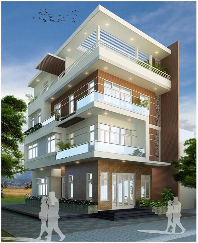 Tư vấn thiết kế nhà ở gia đình có diện tích (6x12m) cho 4 người với chi phí gần 3 tỷ đồng - Ảnh 15.