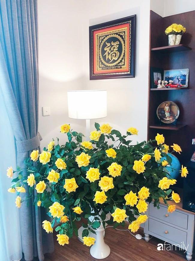 Ngày 20/10 ghé thăm không gian sống quanh năm thơm ngát hương hoa của người phụ nữ Hà Thành - Ảnh 24.