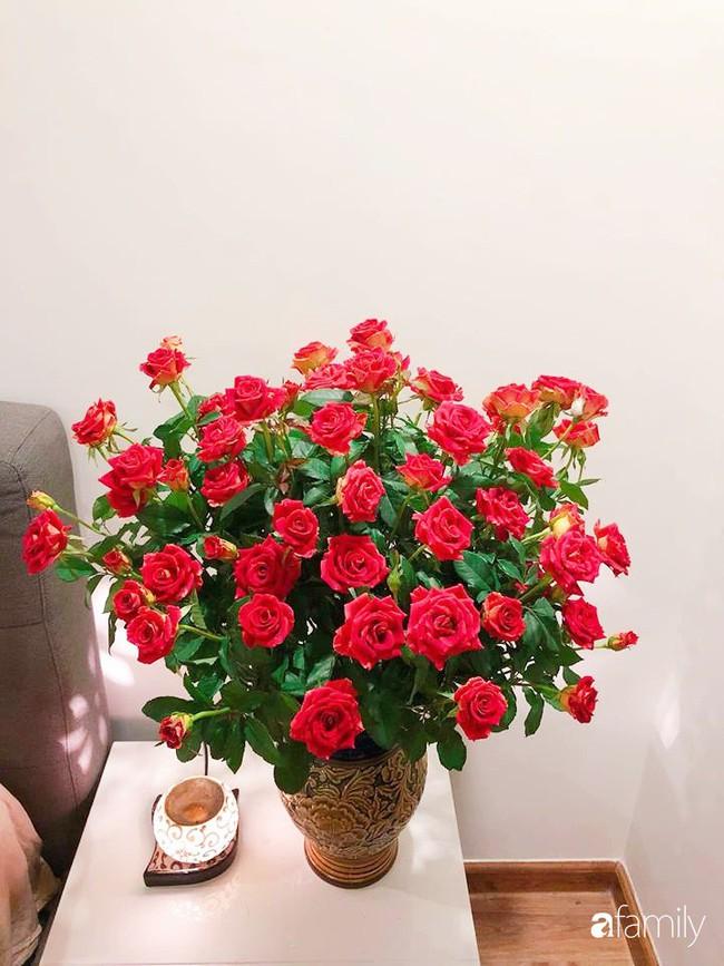 Ngày 20/10 ghé thăm không gian sống quanh năm thơm ngát hương hoa của người phụ nữ Hà Thành - Ảnh 21.