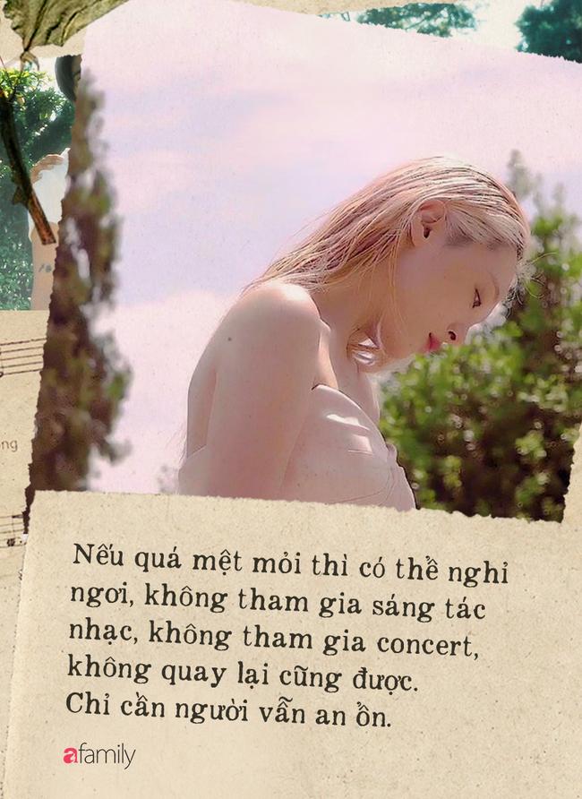 """Tạm biệt Sulli, đóa hoa lê tháng 3 rực rỡ: """"Nếu có kiếp sau thì đừng nổi tiếng nữa, cũng đừng làm thần tượng của ai, hãy chỉ là một cô gái tự do làm điều mình thích"""" - Ảnh 7."""