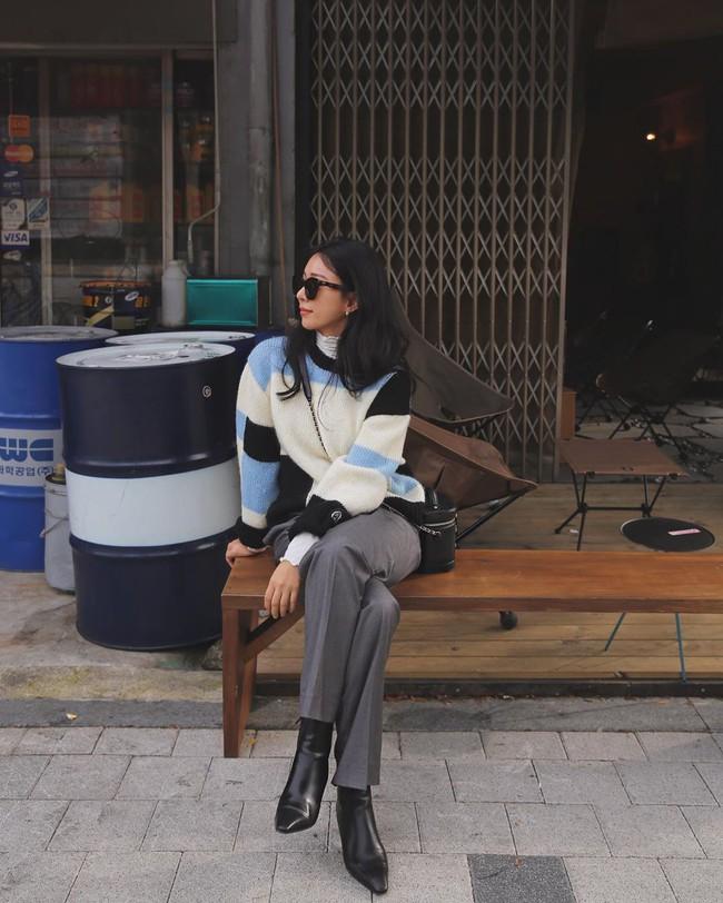Street style Châu Á:  - Ảnh 4.