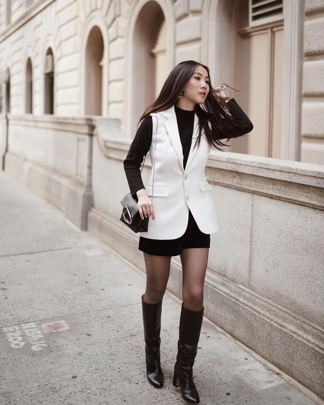 Street style Châu Á:  - Ảnh 6.