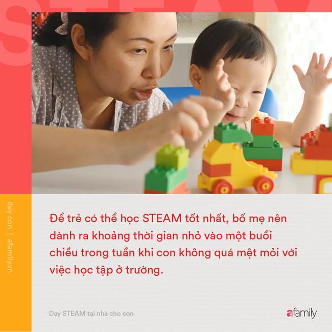 Không cần những thứ quá cao siêu, bố mẹ có thể tự dạy con phương pháp giáo dục STEAM tại nhà bằng những cách thức đơn giản - Ảnh 2.