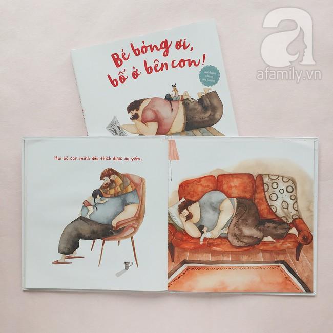 Gợi ý cách đọc sách cho con từ trong bụng mẹ để nuôi dưỡng trí thông minh cho trẻ - Ảnh 4.