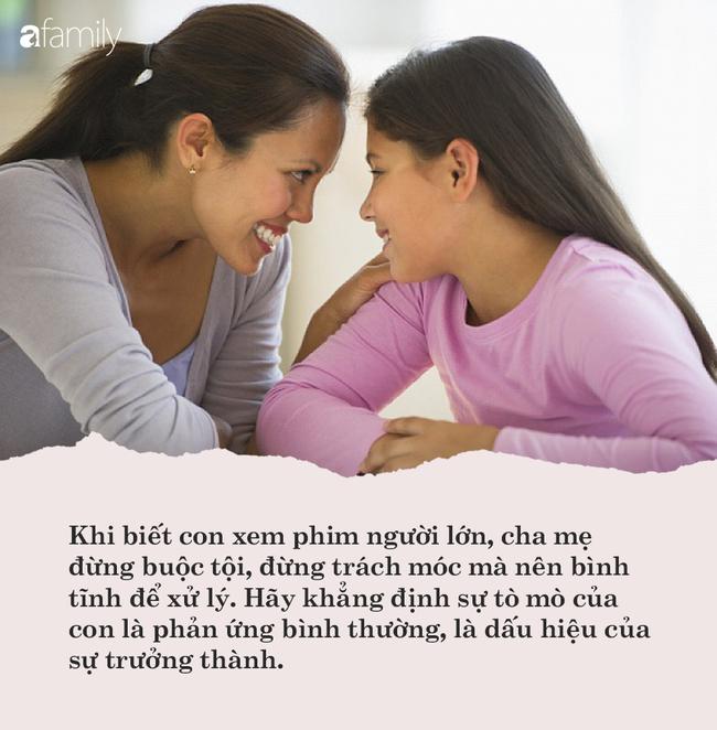 Nửa đêm dậy đi vệ sinh, mẹ hết hồn nghe tiếng động nhạy cảm trong phòng con gái 12 tuổi và cách xử lý tinh tế - Ảnh 3.