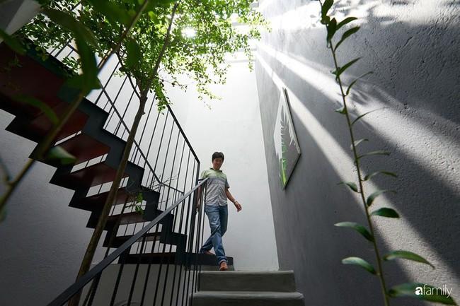 Ngôi nhà phố ngập tràn cây xanh và ánh nắng dù kín cổng cao tường ở Sài Gòn của cặp vợ chồng thành đạt quê gốc miền Trung - Ảnh 18.