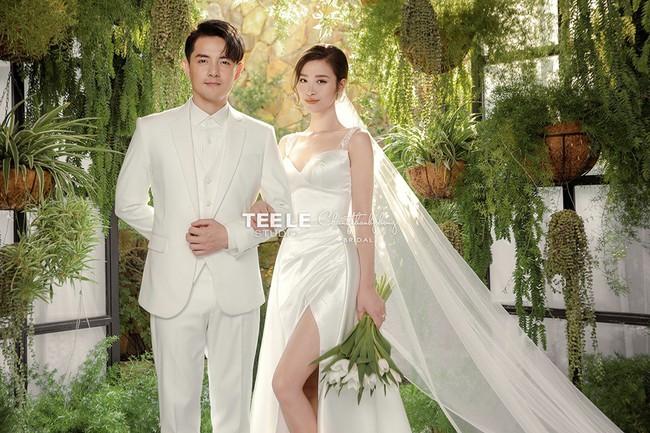 Váy cưới của Đông Nhi - Ảnh 3.