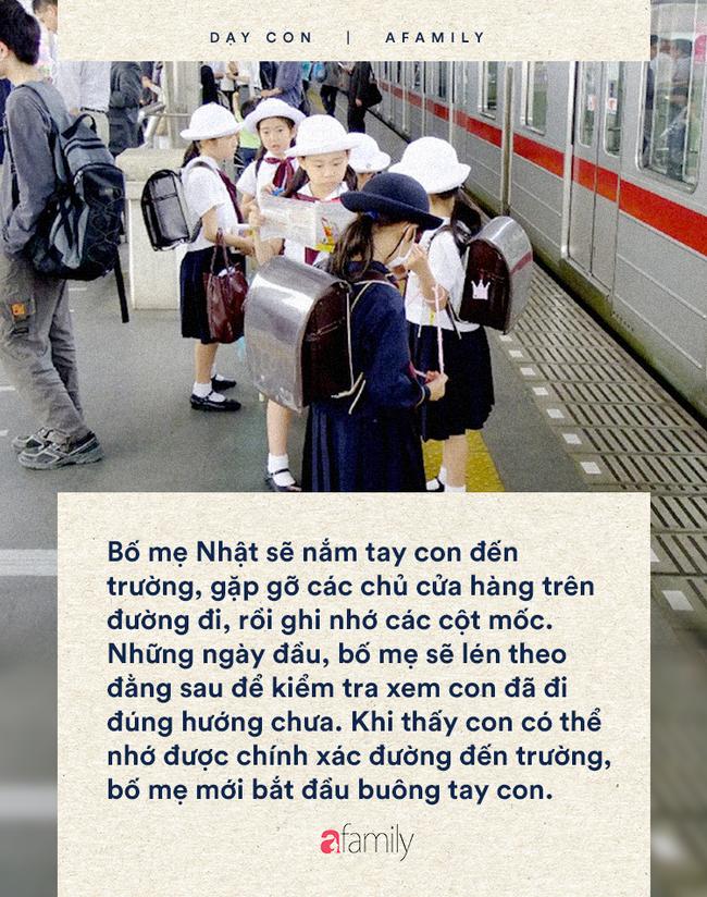 Trẻ em Nhật mới học lớp 1 đã tự làm những việc mà rất nhiều cha mẹ không dám cho con làm - Ảnh 1.