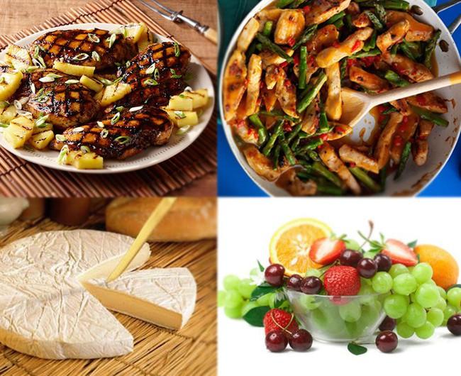 Nhìn vào thực đơn ăn trưa của học sinh Pháp, không ít trường quốc tế của Việt Nam phải muối mặt vì độ dinh dưỡng không bằng một góc - Ảnh 6.