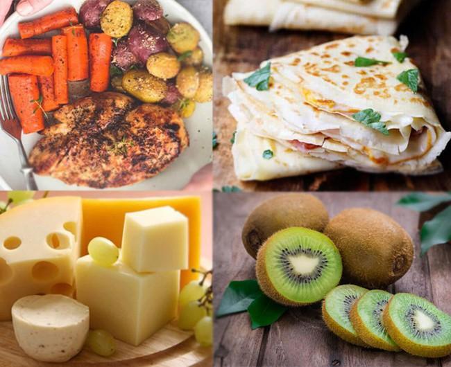 Nhìn vào thực đơn ăn trưa của học sinh Pháp, không ít trường quốc tế của Việt Nam phải muối mặt vì độ dinh dưỡng không bằng một góc - Ảnh 8.