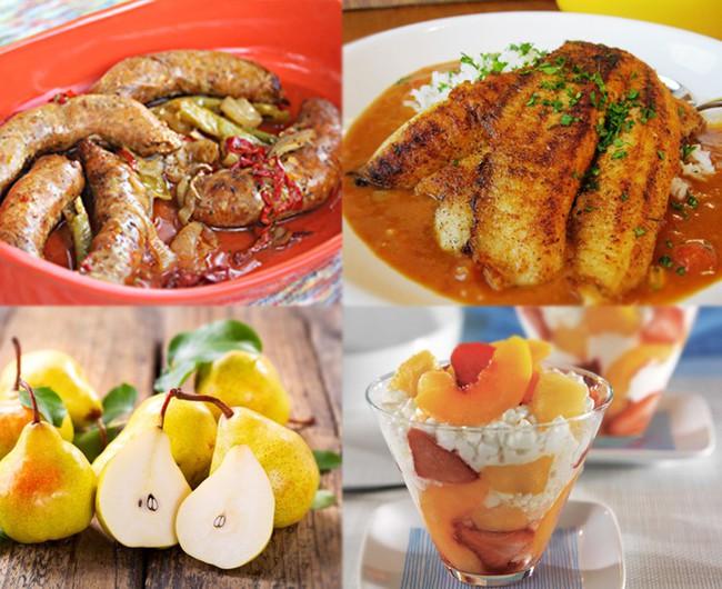 Nhìn vào thực đơn ăn trưa của học sinh Pháp, không ít trường quốc tế của Việt Nam phải muối mặt vì độ dinh dưỡng không bằng một góc - Ảnh 9.
