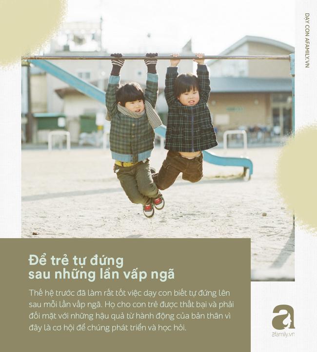 7 điều cha mẹ ngày xưa răn dạy con cái, ngày nay tưởng lỗi thời nhưng đem ra áp dụng với trẻ vẫn rất hữu hiệu - Ảnh 3.