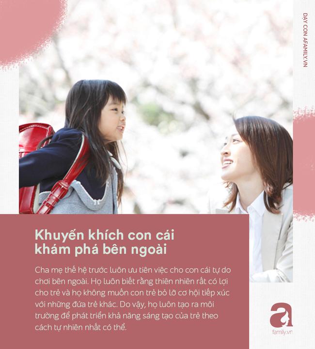 7 điều cha mẹ ngày xưa răn dạy con cái, ngày nay tưởng lỗi thời nhưng đem ra áp dụng với trẻ vẫn rất hữu hiệu - Ảnh 7.