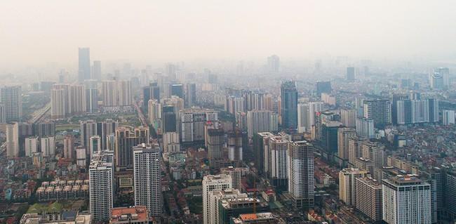 Ô nhiễm thủy ngân, bụi mịn, nước nhiễm dầu, chung cư trung tâm dần mất giá - Ảnh 1.