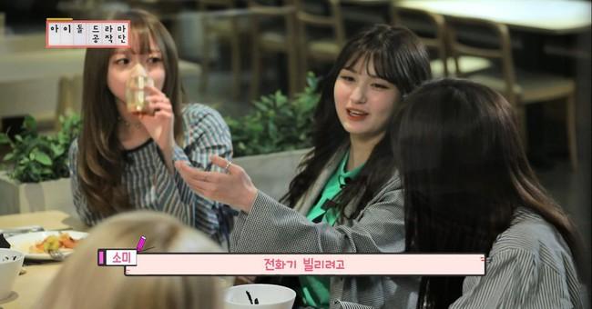 """Xót xa lời kể của """"em gái BLACKPINK"""" Somi khi tham gia show """"Produce 101"""": Bị Mnet giam lỏng, ăn uống phải lén lút - Ảnh 3."""