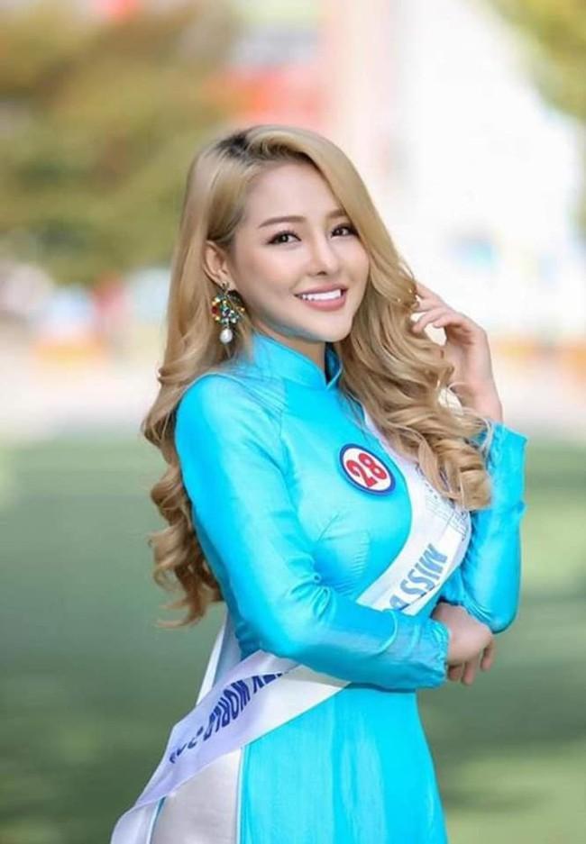 Sau lùm xùm chuyện tình cảm với Lương Bằng Quang, Ngân 98 bất ngờ đoạt giải Á hậu Doanh nhân Sắc đẹp Toàn cầu 2019 - Ảnh 3.