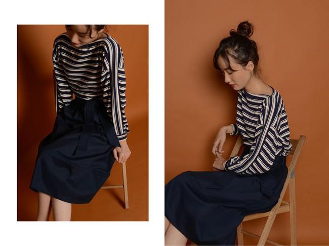Áo len mỏng từ các thương hiệu Việt: 12 mẫu áo  - Ảnh 10.