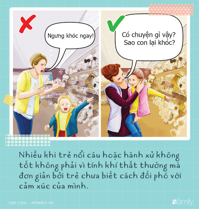 10 cách đối phó khi con bạn đột nhiên cứng đầu, khó bảo - Ảnh 3.