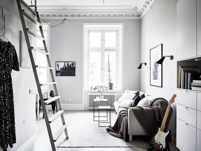 Ngôi nhà nhỏ nhưng có thiết kế cực sành điệu và thông minh đáng học hỏi - Ảnh 3.