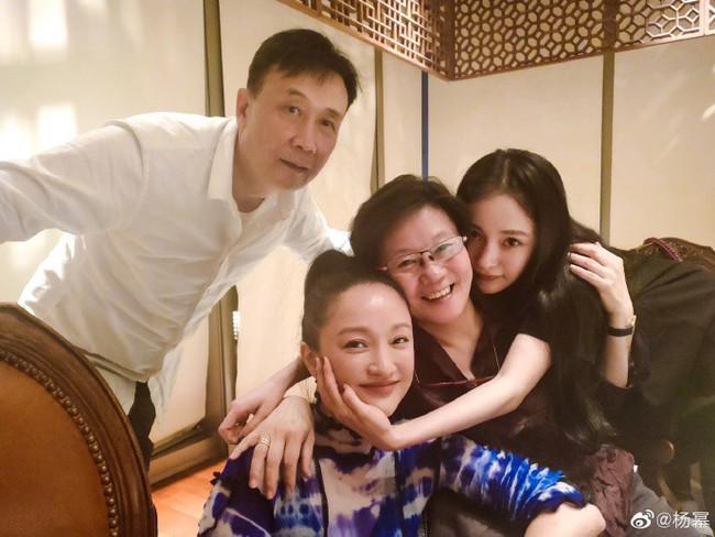 Dương Mịch chúc mừng sinh nhật Châu Tấn vào cuối ngày, xóa bỏ tin đồn xích mích - Ảnh 2.