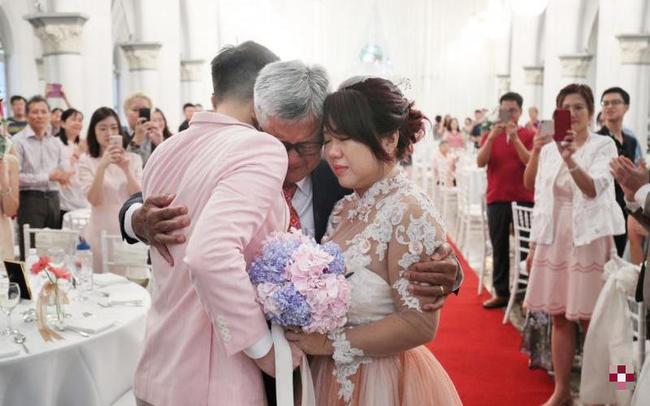 Ngày con gái lấy chồng, bố gửi bức thư dặn dò khiến nhiều người rơi nước mắt - Ảnh 1.