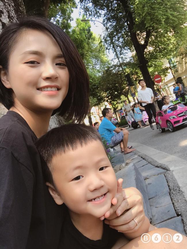 Những mẹ đơn thân đình đám Vbiz: Người đau đớn vì ung thư, kẻ vướng tin đồn cặp kè trai trẻ - Ảnh 10.
