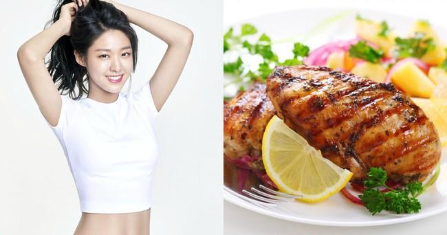 10 món sao Hàn chăm ăn để giảm cân, nhiều thứ rẻ bèo và cực phổ biến tại Việt Nam - Ảnh 3.