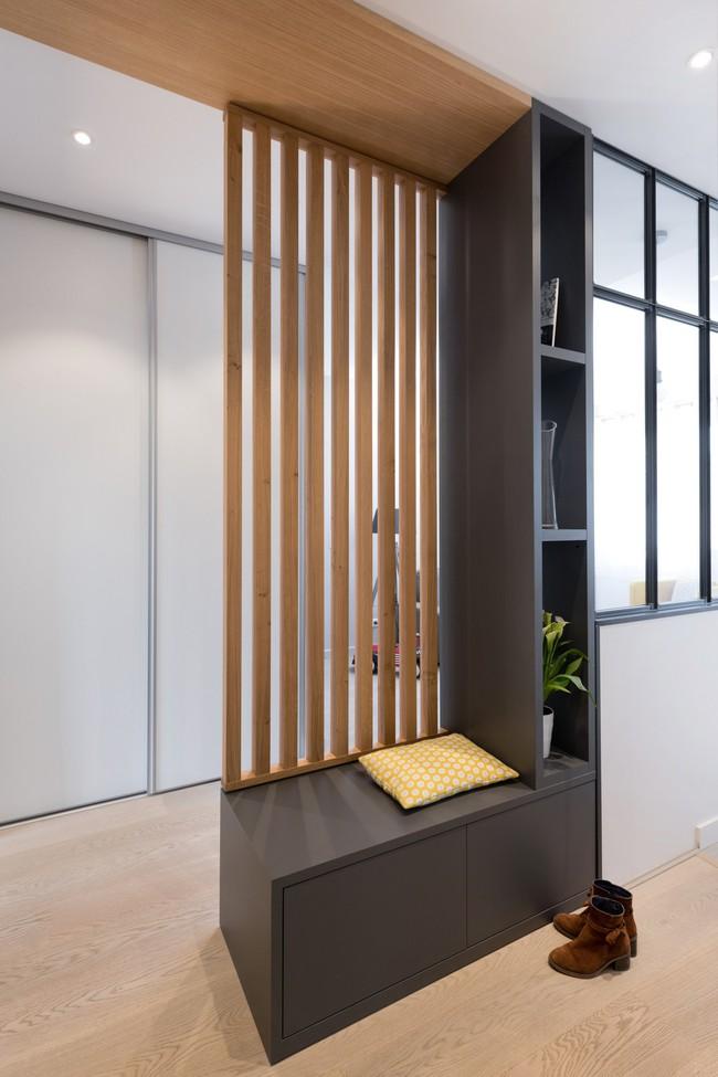 Tư vấn thiết kế nội thất phù hợp giúp gia chủ với căn hộ 54m2 có tổng chi phí 145 triệu đồng - Ảnh 2.