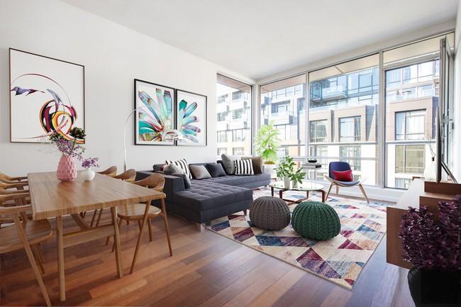 Tư vấn thiết kế nội thất phù hợp giúp gia chủ với căn hộ 54m2 có tổng chi phí 145 triệu đồng - Ảnh 3.