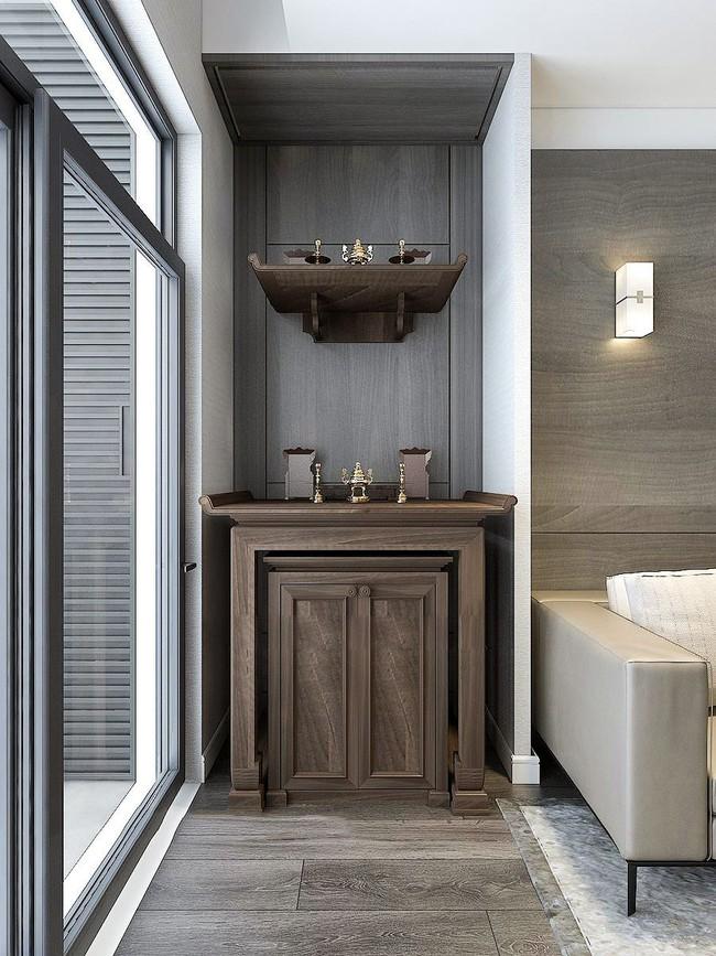 Tư vấn thiết kế nội thất phù hợp giúp gia chủ với căn hộ 54m2 có tổng chi phí 145 triệu đồng - Ảnh 4.
