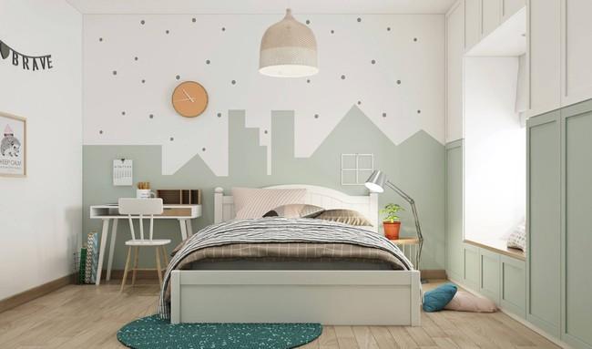Tư vấn thiết kế nội thất phù hợp giúp gia chủ với căn hộ 54m2 có tổng chi phí 145 triệu đồng - Ảnh 8.