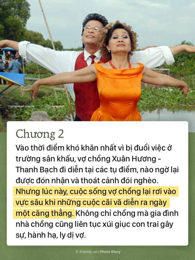 """""""Thâm cung bí sử"""" hơn 20 năm vợ chồng của MC Thanh Bạch - NS Xuân Hương qua 10 chương đầy gay cấn và """"drama"""" giật mình - Ảnh 4."""