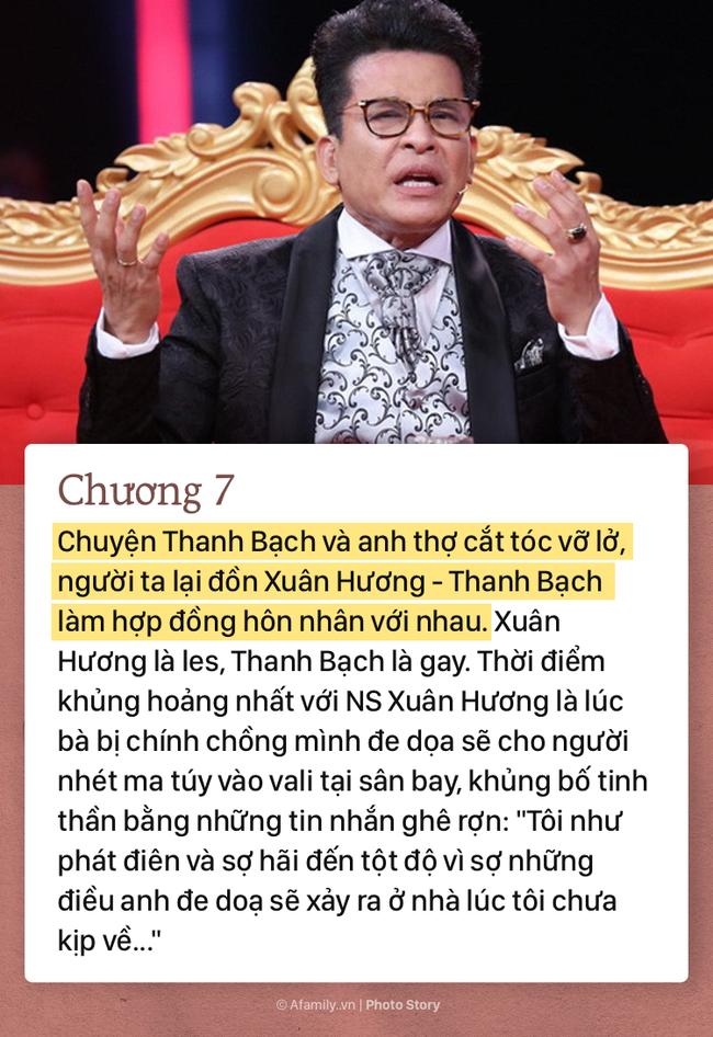 """""""Thâm cung bí sử"""" hơn 20 năm vợ chồng của MC Thanh Bạch - NS Xuân Hương qua 10 chương đầy gay cấn và """"drama"""" giật mình - Ảnh 8."""