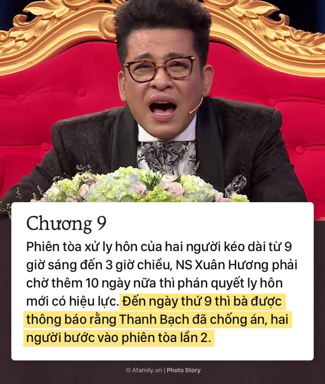 """""""Thâm cung bí sử"""" hơn 20 năm vợ chồng của MC Thanh Bạch - NS Xuân Hương qua 10 chương đầy gay cấn và """"drama"""" giật mình - Ảnh 10."""