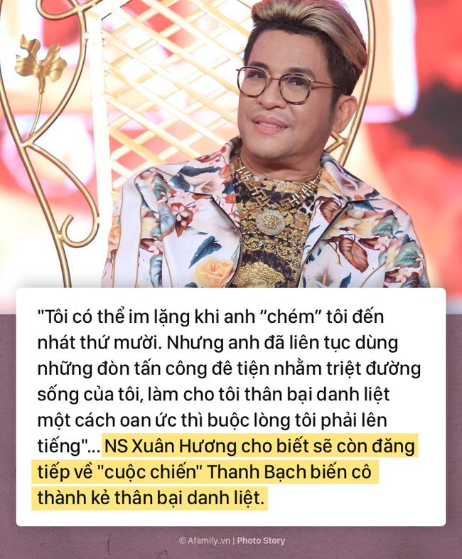 """""""Thâm cung bí sử"""" hơn 20 năm vợ chồng của MC Thanh Bạch - NS Xuân Hương qua 10 chương đầy gay cấn và """"drama"""" giật mình - Ảnh 13."""