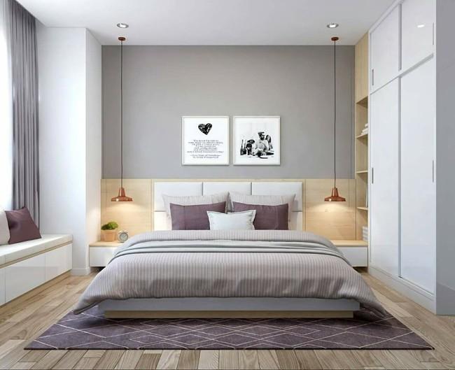 Tư vấn thiết kế nội thất phù hợp giúp gia chủ với căn hộ 54m2 có tổng chi phí 145 triệu đồng - Ảnh 10.