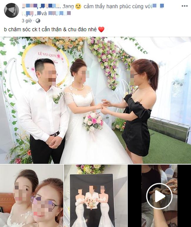 Đám cưới 1 ông 2 bà gây sốc nhất hôm nay ở Thái Nguyên: 2 cô dâu vô cùng thân thiết nhưng sự thật đằng sau mới gây tranh cãi - Ảnh 4.