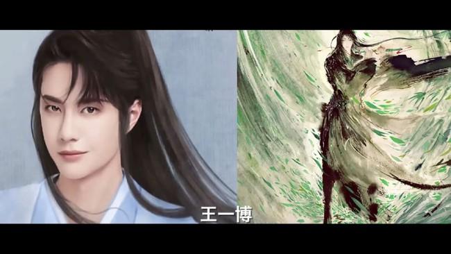 """Chưa ra mắt, phim """"Hữu Phỉ"""" của Triệu Lệ Dĩnh đã vướng nghi án đạo nhái poster """"Thính tuyết lâu""""   - Ảnh 4."""