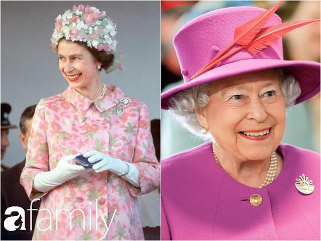 """Nữ hoàng Anh luôn trẻ trung, tươi tắn hơn nhiều so với tuổi 93, chuyên gia trang điểm tiết lộ """"thủ thuật"""" make up mà bà vẫn hay áp dụng để hack tuổi - Ảnh 4."""