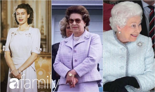 """Nữ hoàng Anh luôn trẻ trung, tươi tắn hơn nhiều so với tuổi 93, chuyên gia trang điểm tiết lộ """"thủ thuật"""" make up mà bà vẫn hay áp dụng để hack tuổi - Ảnh 3."""