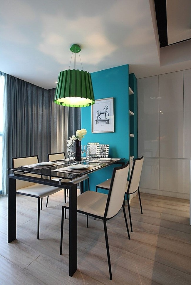 Những cách bài trí bàn ăn với đồ nội thất vô cùng nổi bật cho không gian bếp của nhà chung cư bạn nên tham khảo  - Ảnh 5.