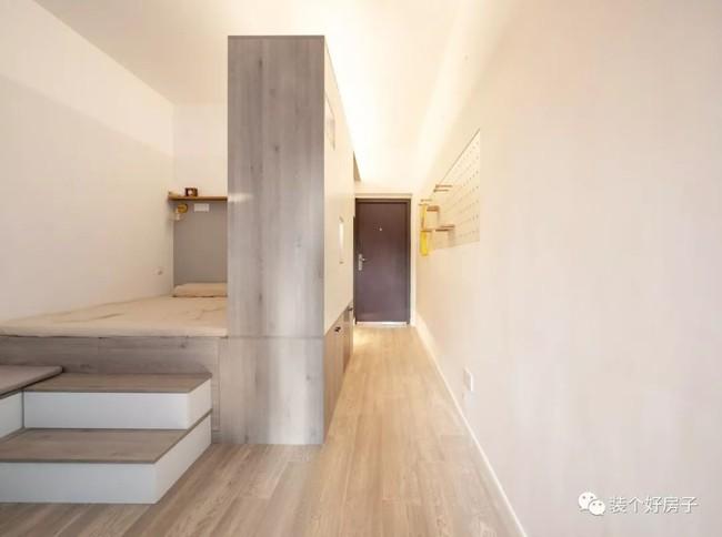 Ngôi nhà rộng vỏn vẹn 30m2 vẫn có đủ nhà bếp, phòng ăn, phòng tắm… ai cũng thích thú - Ảnh 11.
