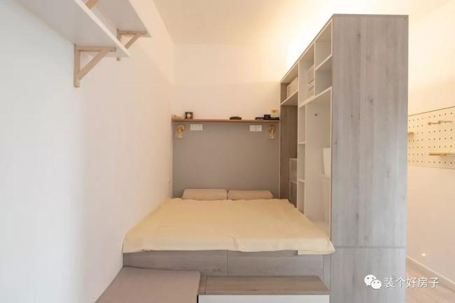 Ngôi nhà rộng vỏn vẹn 30m2 vẫn có đủ nhà bếp, phòng ăn, phòng tắm… ai cũng thích thú - Ảnh 13.