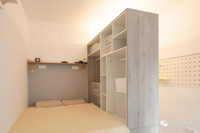 Ngôi nhà rộng vỏn vẹn 30m2 vẫn có đủ nhà bếp, phòng ăn, phòng tắm… ai cũng thích thú - Ảnh 14.